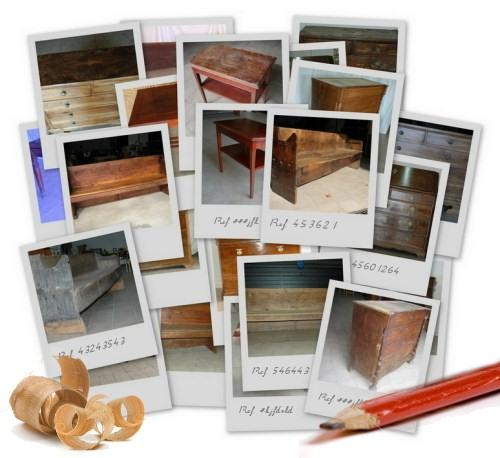 Muebles para restaurar madrid dise os arquitect nicos - Fabrica muebles madrid ...